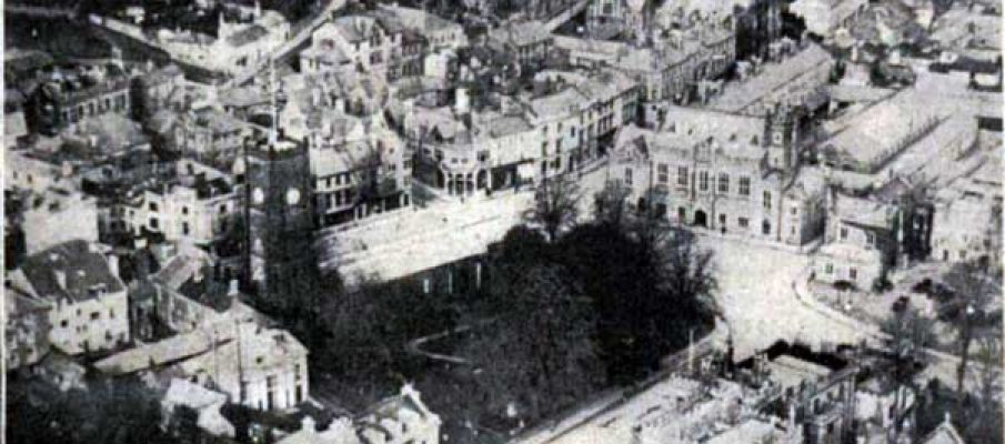 tavistock-from-the-air-1922