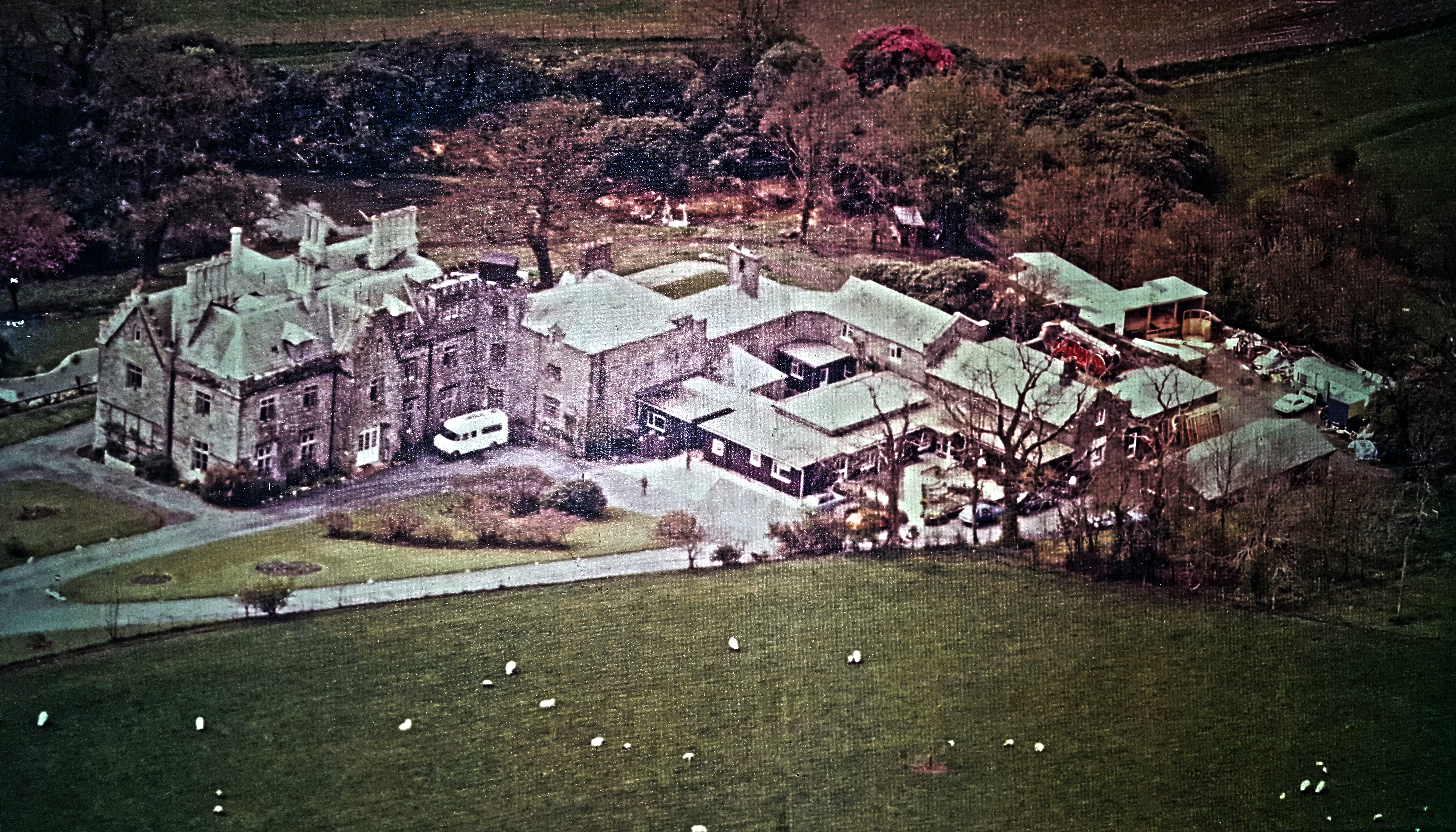 Trebursye Manor c.1980's