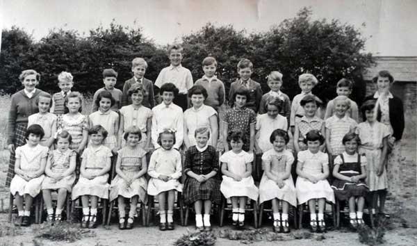 Tregadillett Primary School Gallery Launceston Then