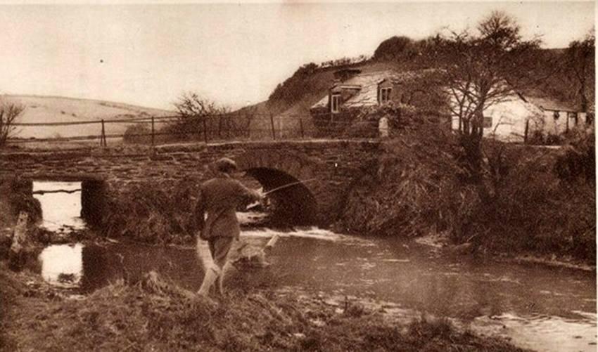 Treglasta Bridge, St. Clether