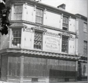Treleavens, Southgate Street, Launceston