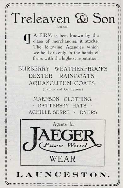 treleavens-1928-advert