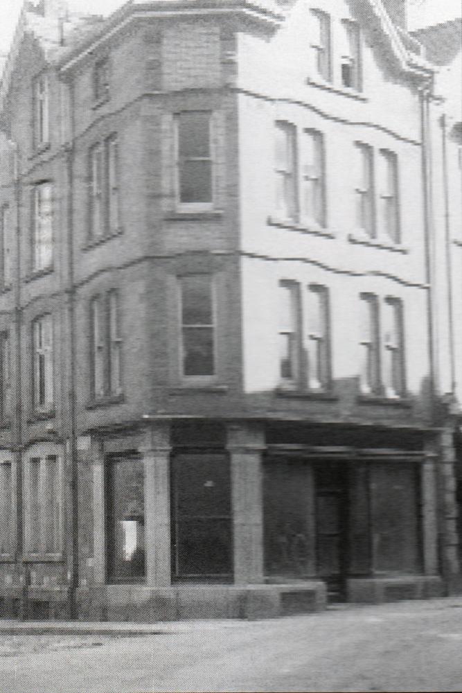 Treleavens, Southgate Street, Launceston