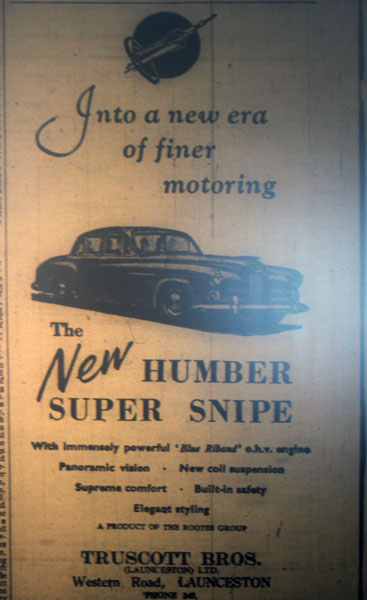 truscotts-1953-advert