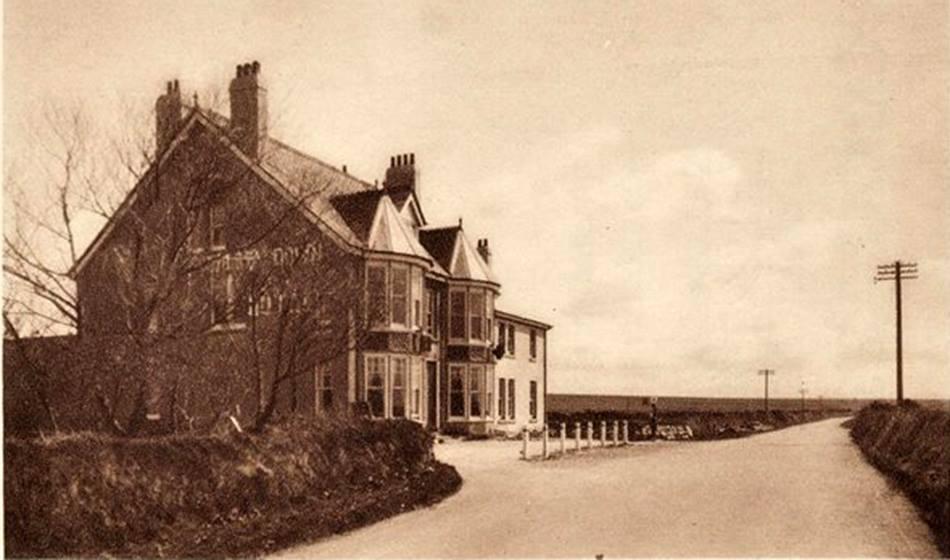 Wilsey Down Hotel. Photo courtesy of Gary Lashbrook