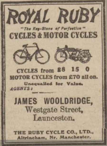 wooldridges-advert-from-1922