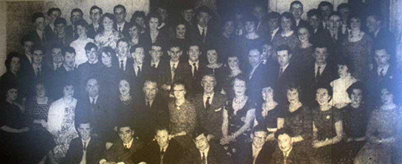 Launceston-Young-Farmers-at-Yeolmbridge-club-room-in-February-1961.