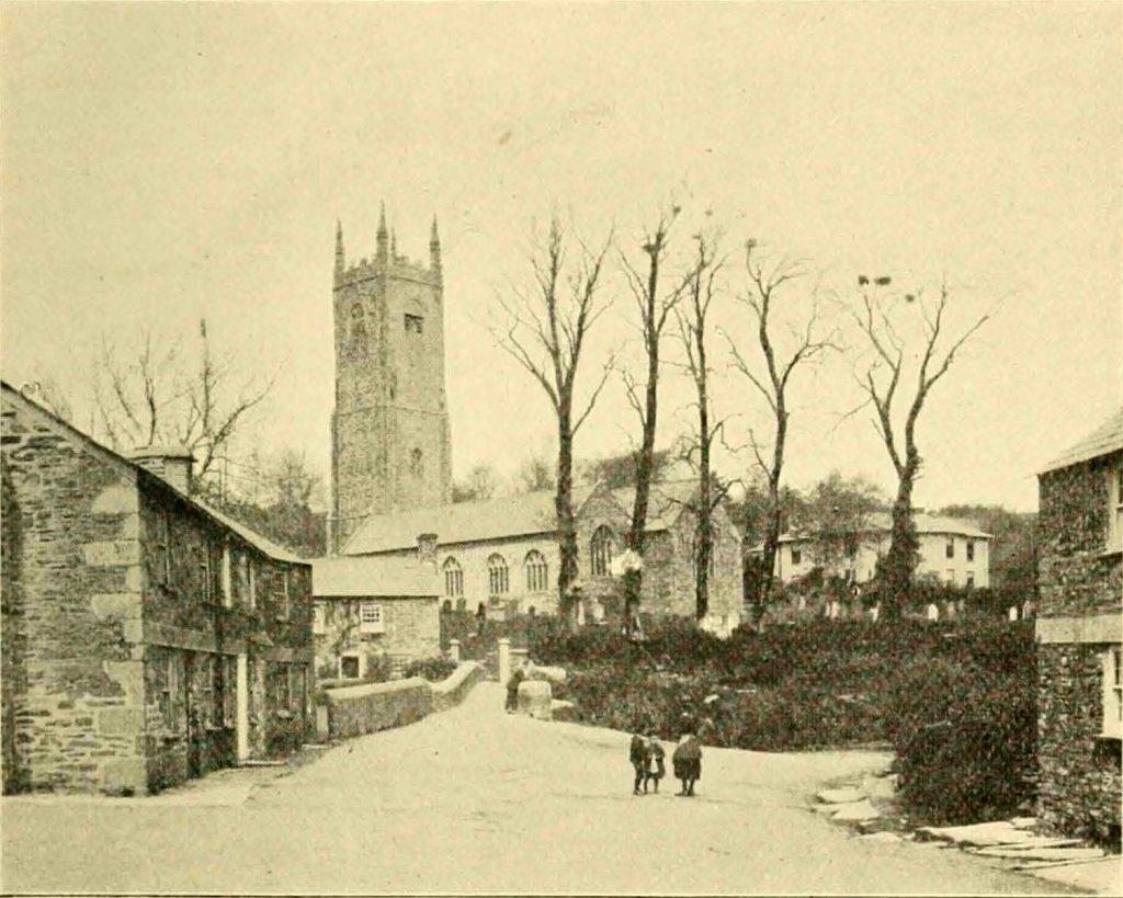 Altarnun in 1901