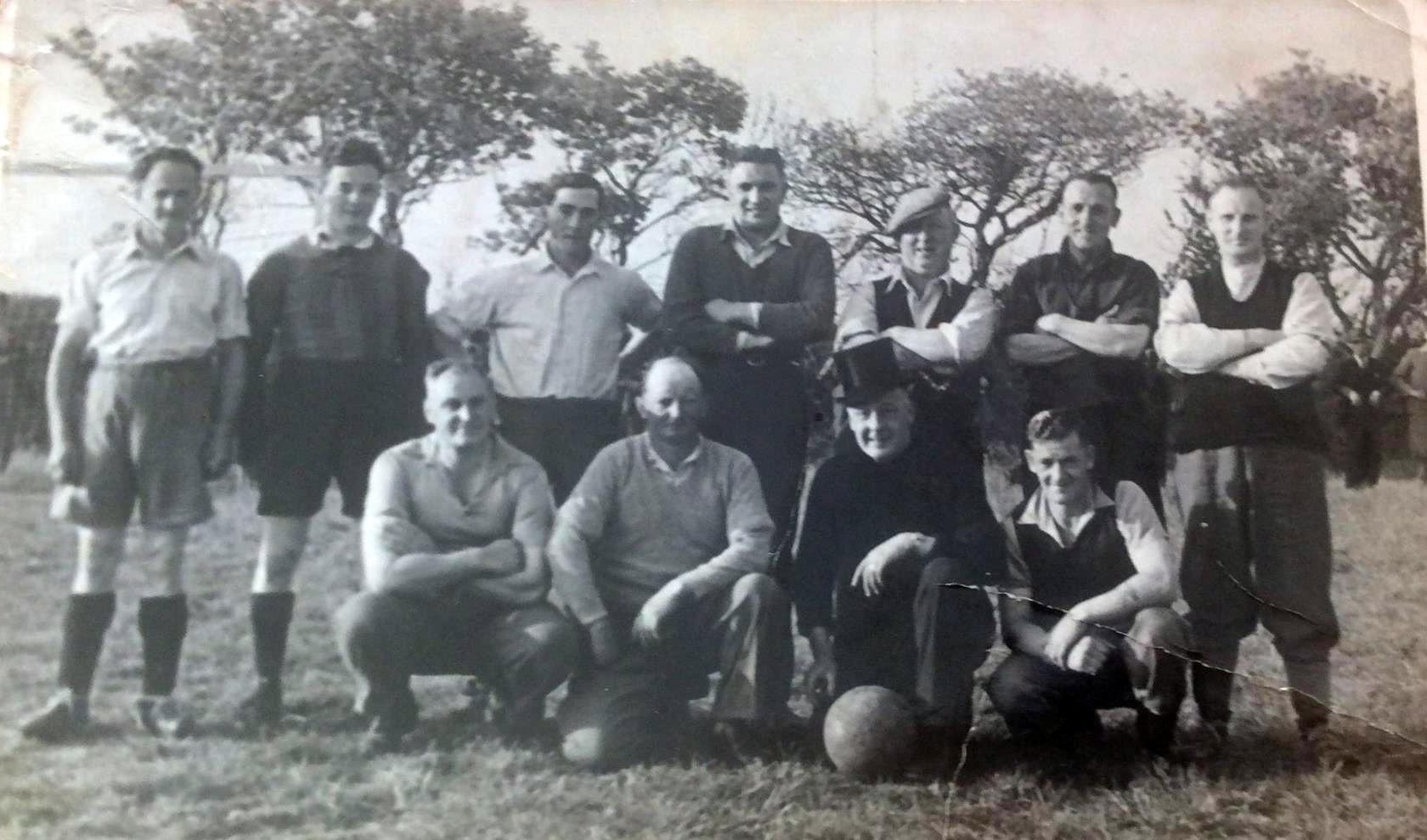 Altarnun/Five Lanes football team