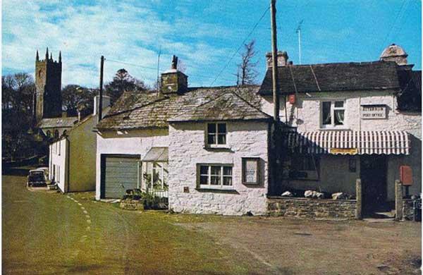 Altarnun Post Office c.1970's.
