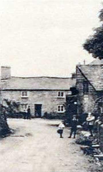 Five Lanes c.1910.