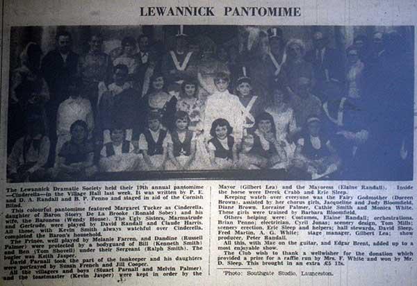 Lewannick-Pantomime-1968. - Copy