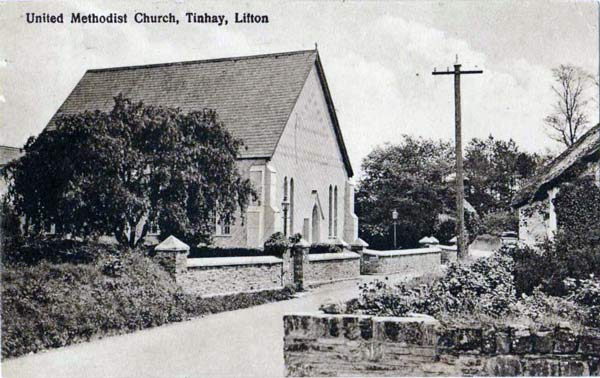 Tinhay Chapel