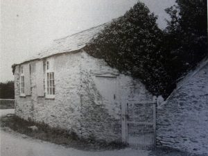 Kennards House Chapel in 1907