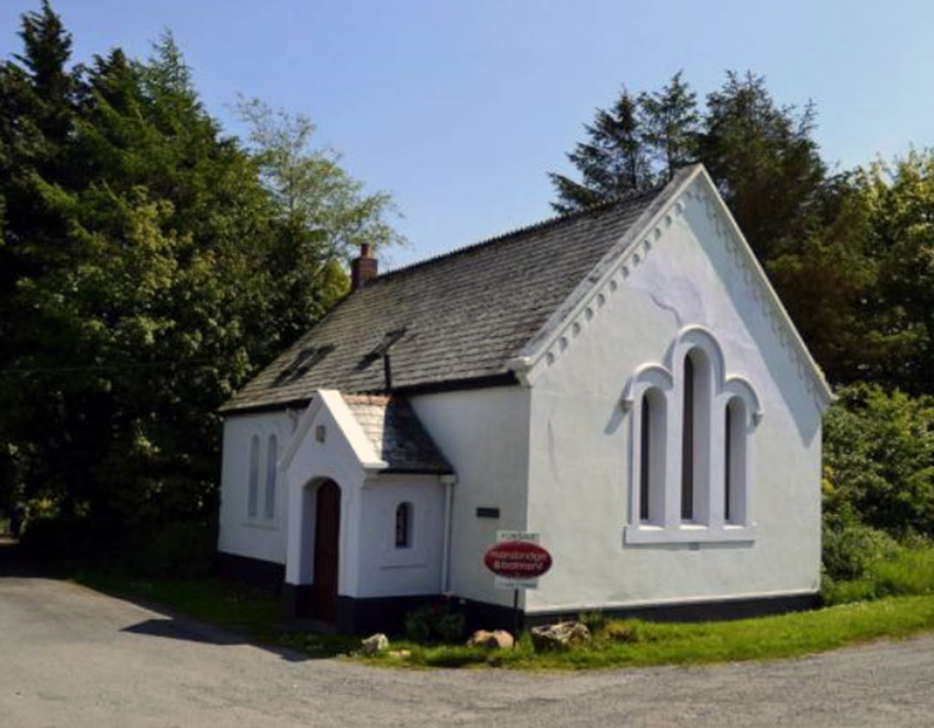 Kennards House Chapel in 20012