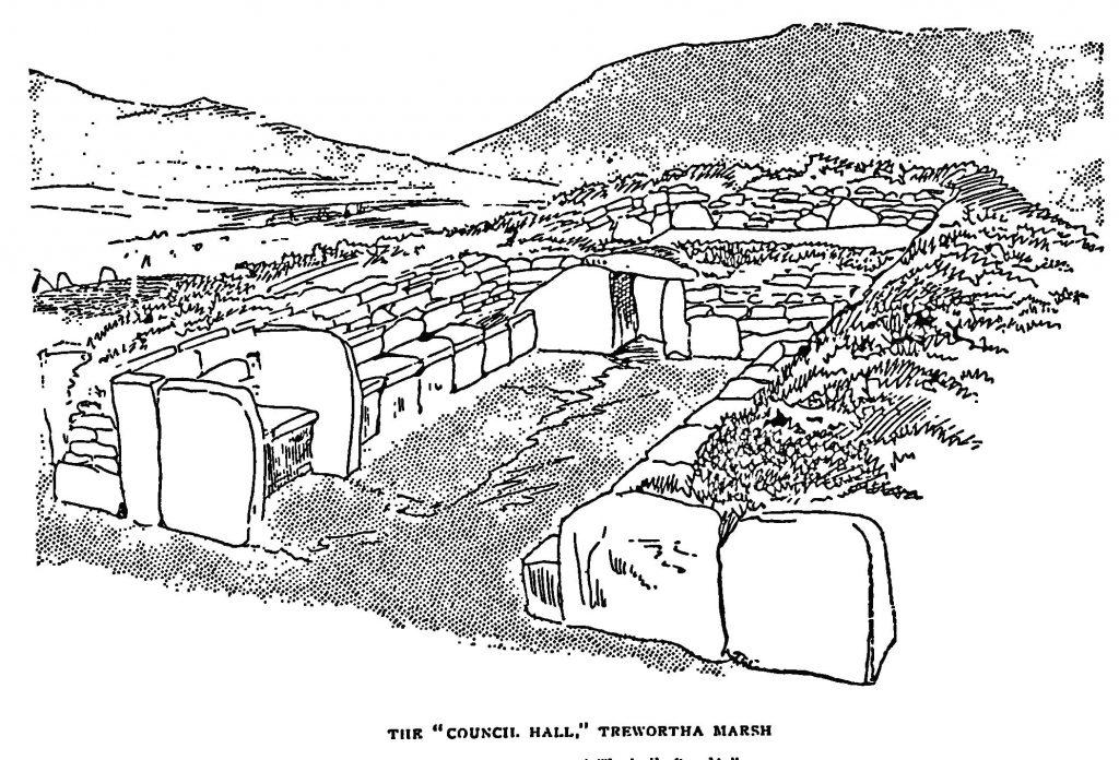 Trewortha Marsh Habitation