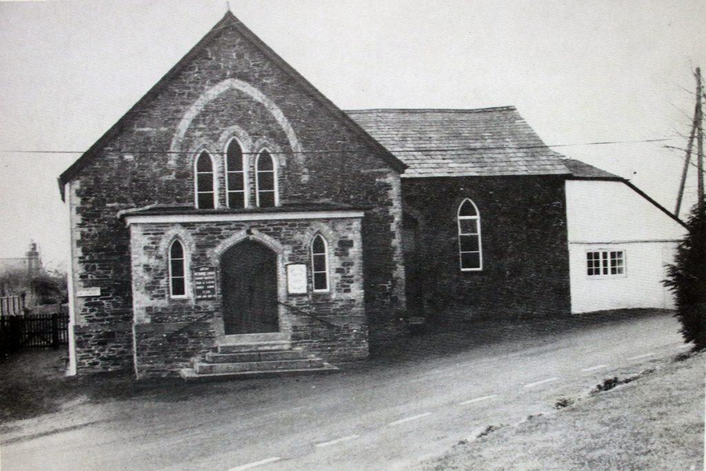 Boyton Methodist Chapel in 1989