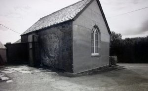 Trecollas Chapel rear