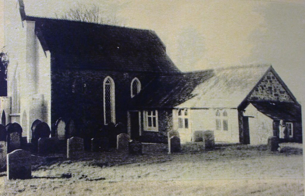 Tregeare Chapel in 1996