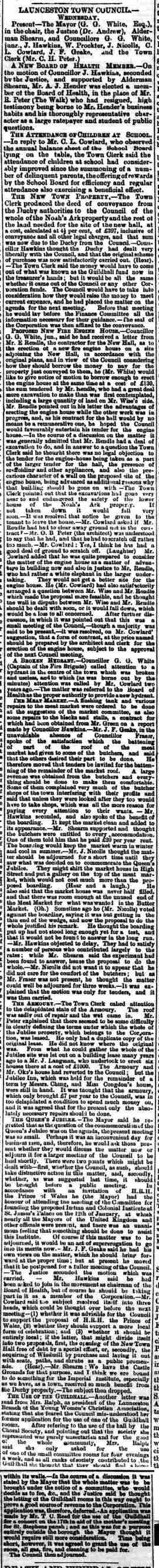 05 February 1887