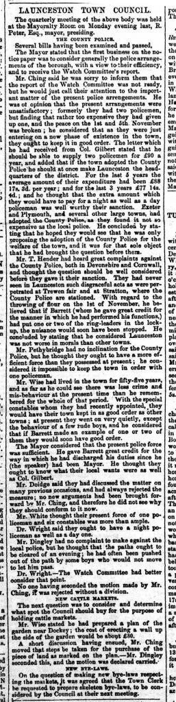 07 January 1865