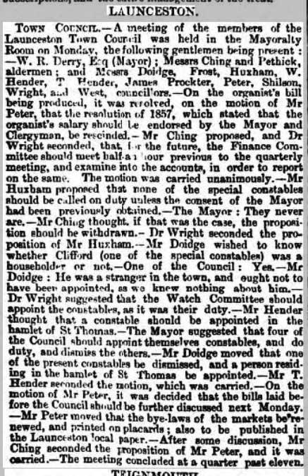 07 May 1863