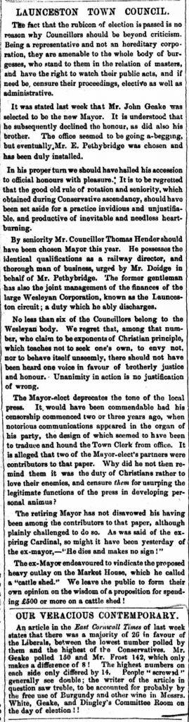 10 November 1866