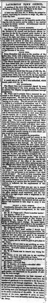11 March 1865
