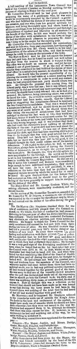 11 November 1874