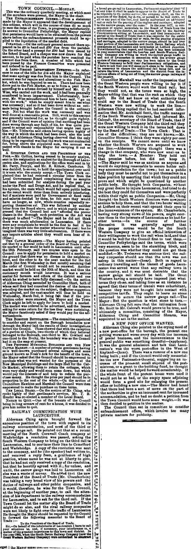 12 February 1881