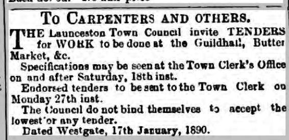 18 January 1890