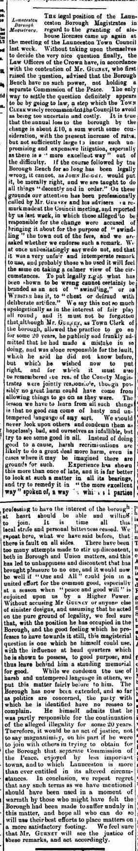 21 December 1889