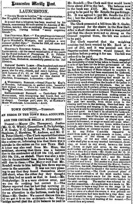 21 January 1888