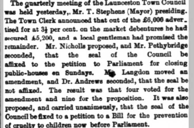 21 May 1889