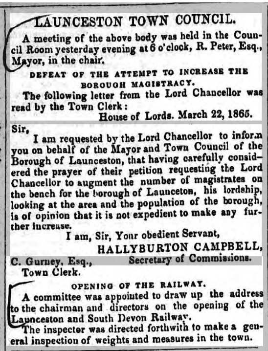 22 April 1865