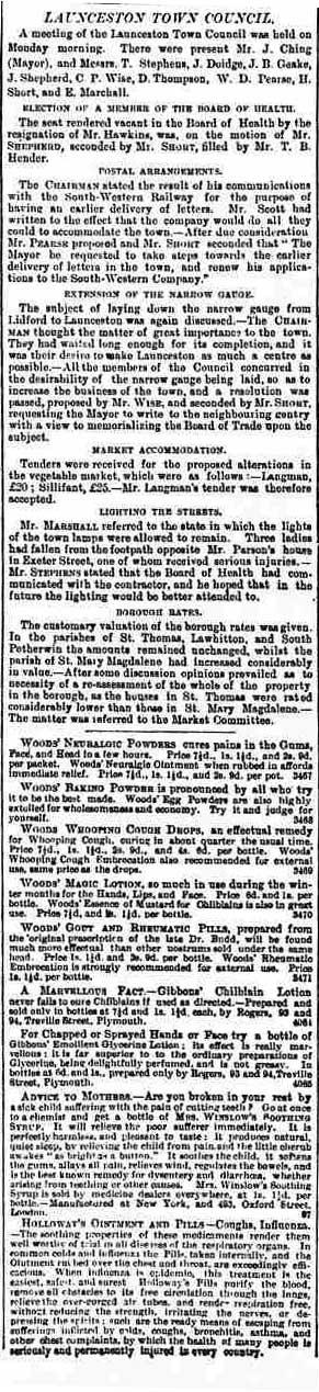 22 December 1874