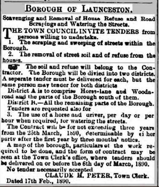 22 February 1890