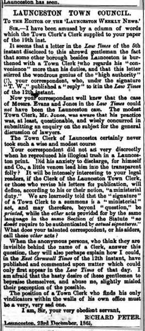26 December 1863