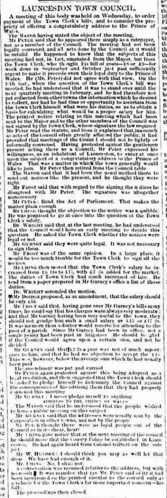 29 November 1862