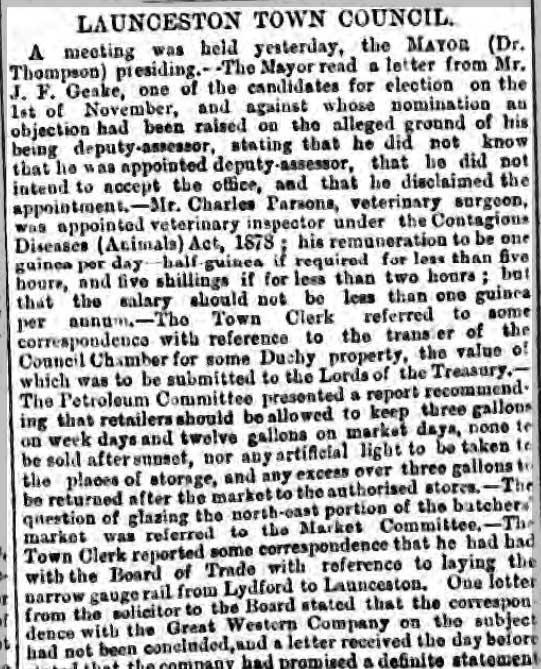 29 October 1878