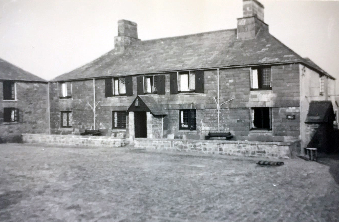 Jamaica Inn in 1958