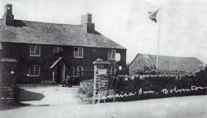 Jamaica Inn in the 1930's.