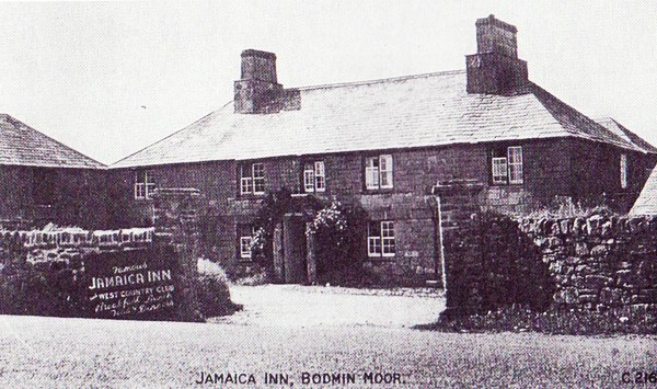 Jamaica Inn in the late 1940's