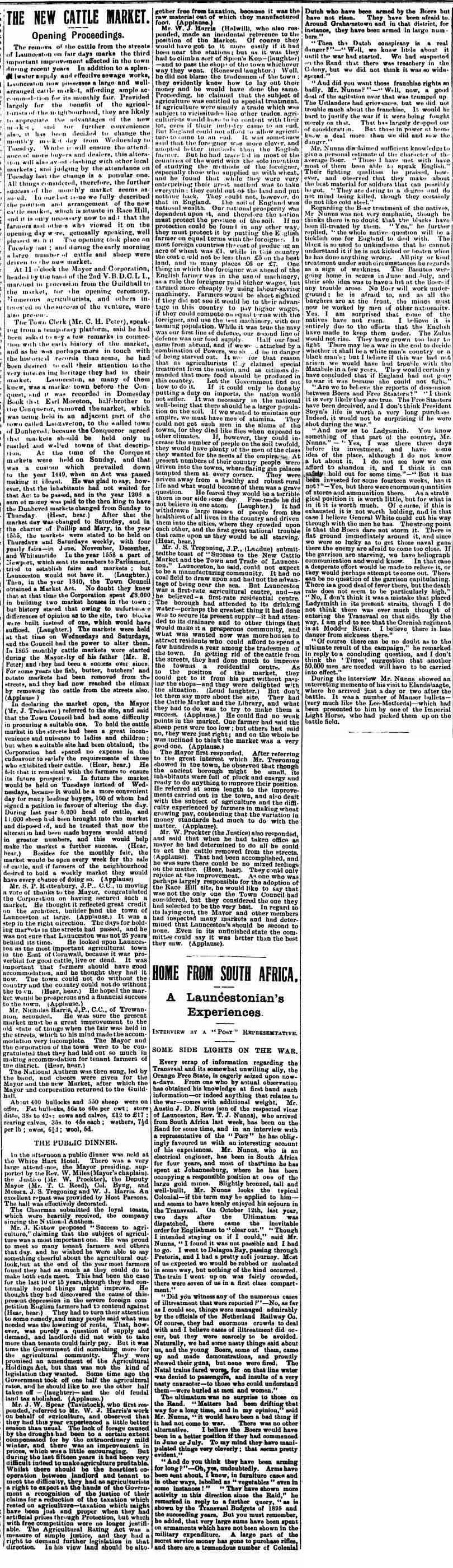 03 February 1900
