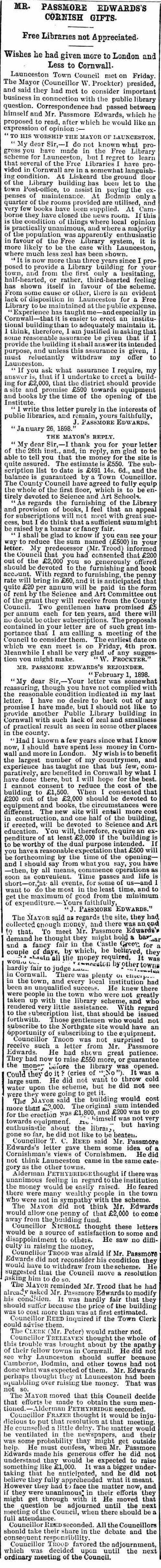10 February 1898