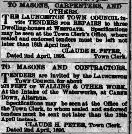 11 April 1896