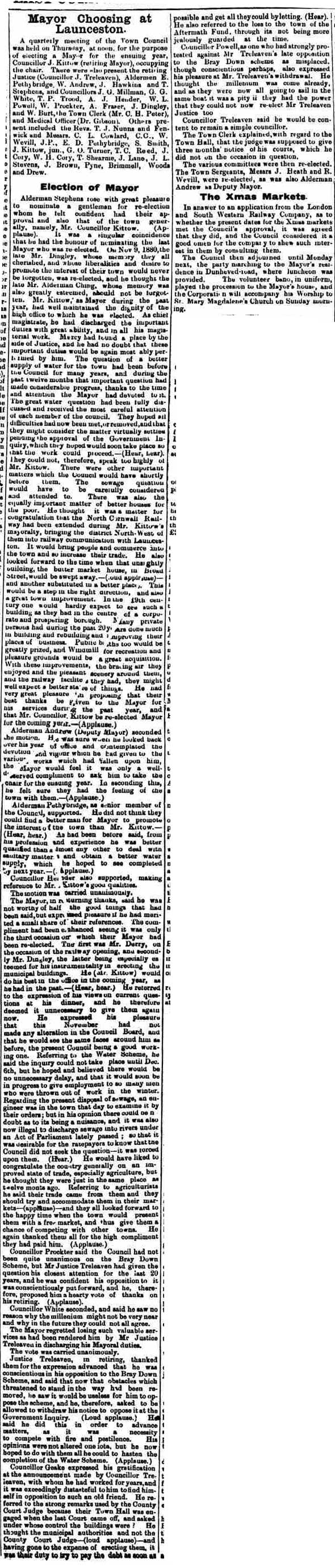 11 November 1893