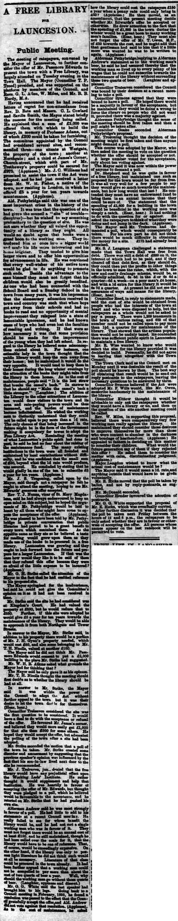 12 December 1896
