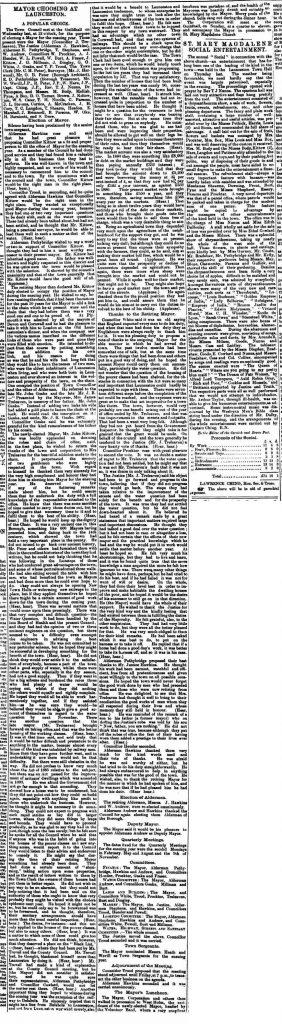 12 November 1892