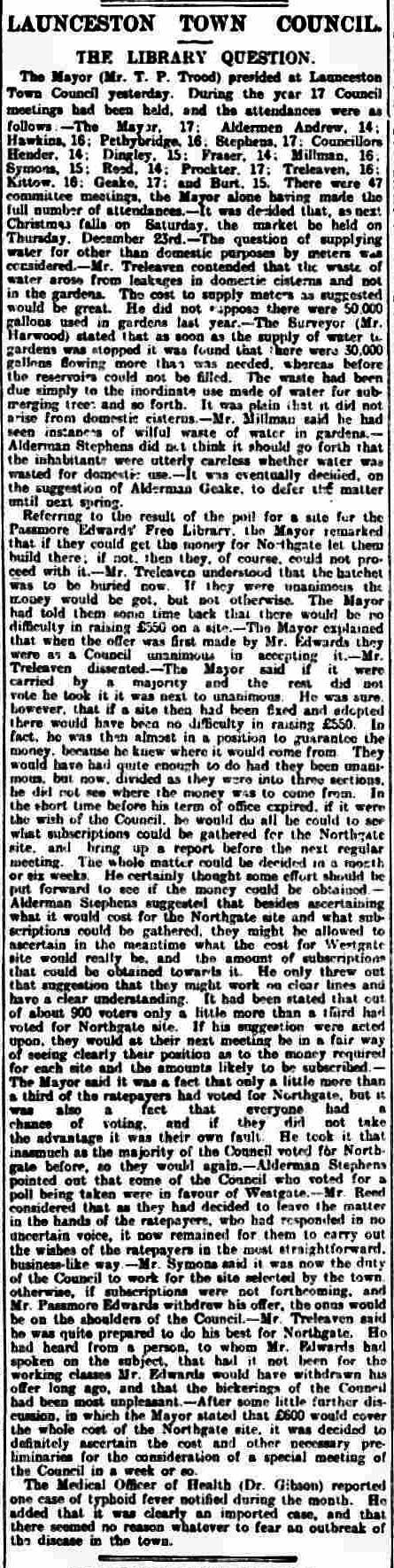 12 October 1897
